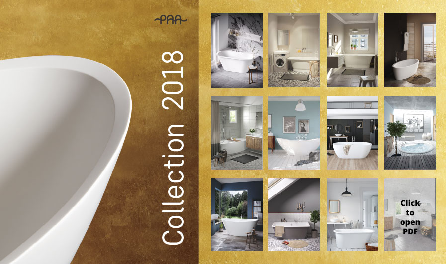 NEW! PAA Design catalogue 2016 download link